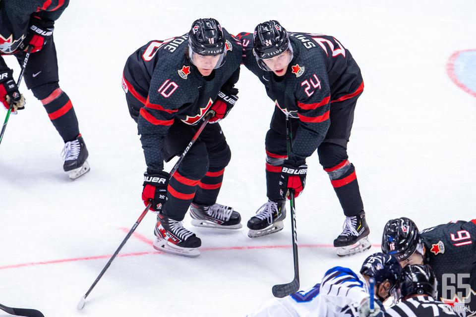 Lavoie edusti Kanadaa edellisissä alle 20-vuotiaiden MM-kisoissa.