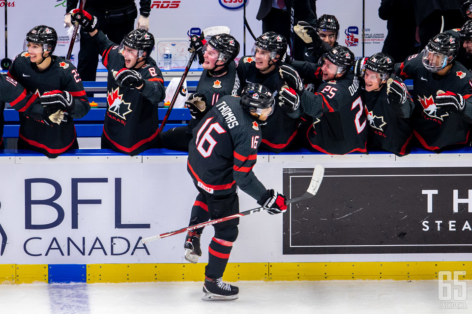 Toisen polven kiekkoilija Akil Thomas ratkaisi vuoden 2020 nuorten maailmanmestaruuden Kanadalle.