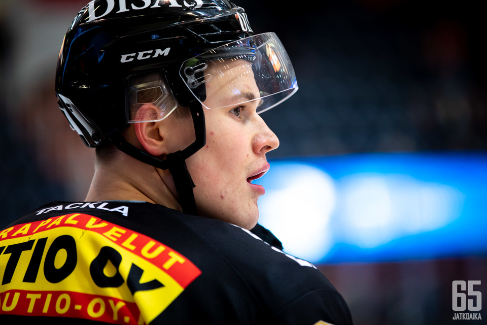 Jesse Puljujärvi suoritti paluun Kärppiin.