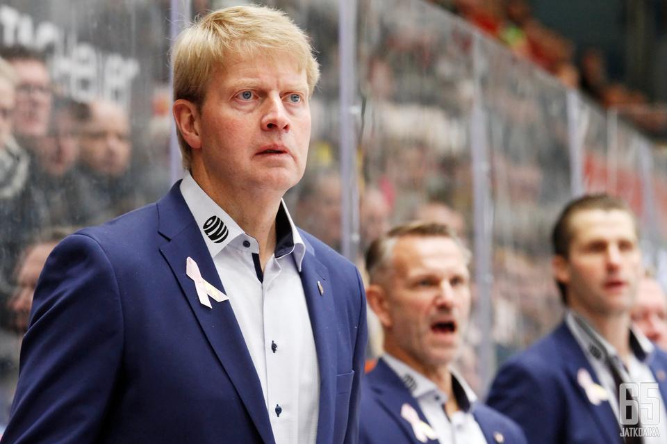 Jukka Rautakorpi joutui eilen kohun keskelle.