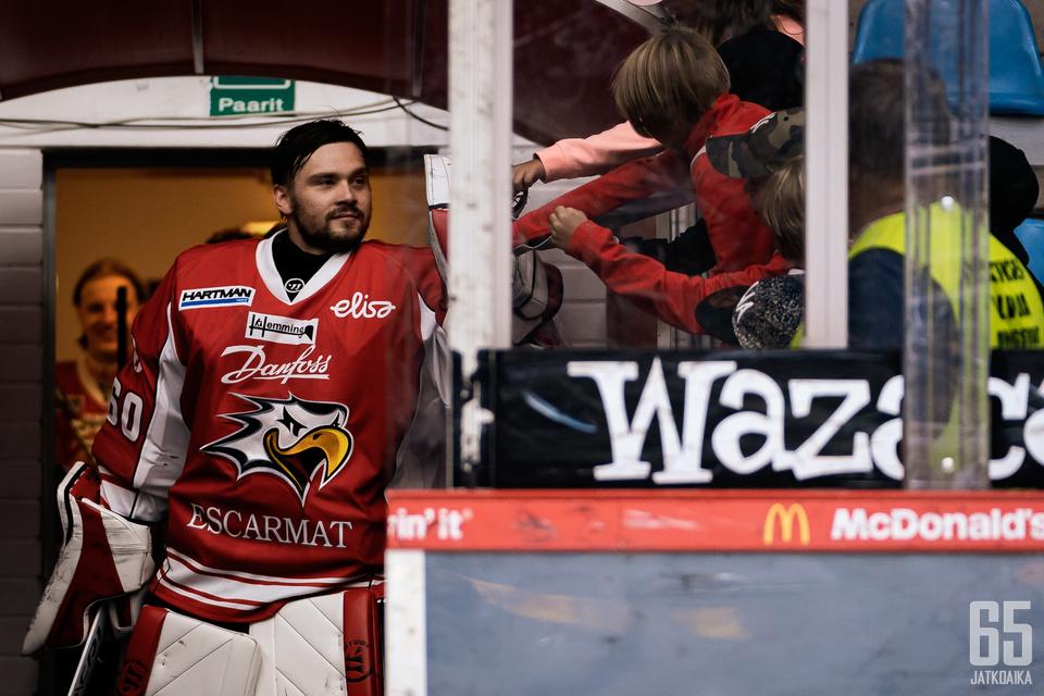 Mika Järvinen aloittaa neljännen kautensa Sportissa.