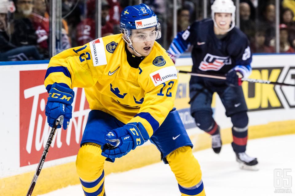 Brännström oli Yhdysvaltoja vastaan, jälleen kerran, askeleen vastustajaa edellä.