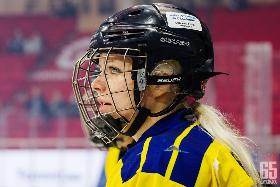 Kapteeni Maija Koski on kohdistanut katseensa alkavaan kauteen.