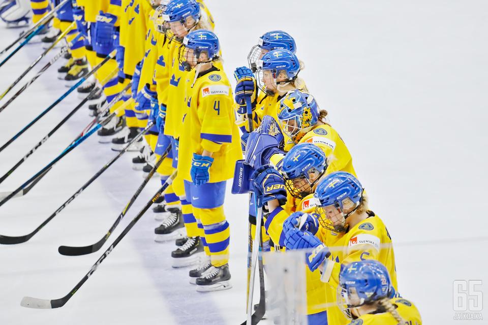 Ruotsin naisten maajoukkue ei osallistu Suomen turnaukseen.