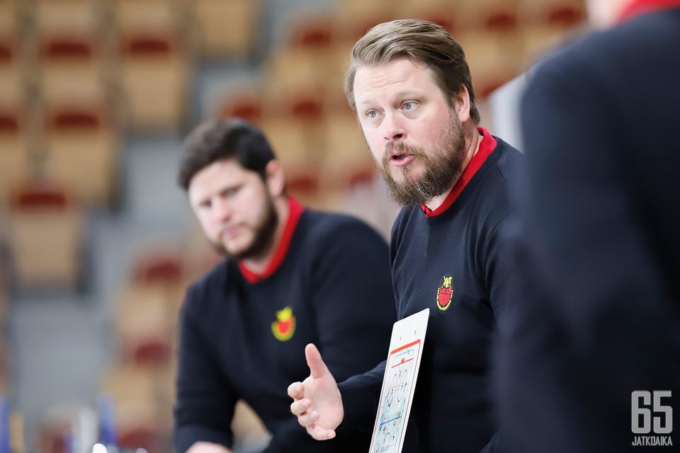 Fredrik Glader peräänkuuluttaa luulajalaista asennetta Ruotsin maajoukkuekiekkoon.