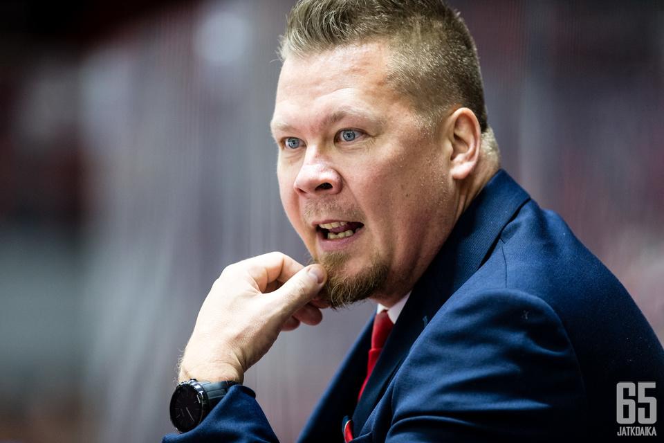 HIFK pelasi Oulussa hyvän ottelun, mutta hävisi.