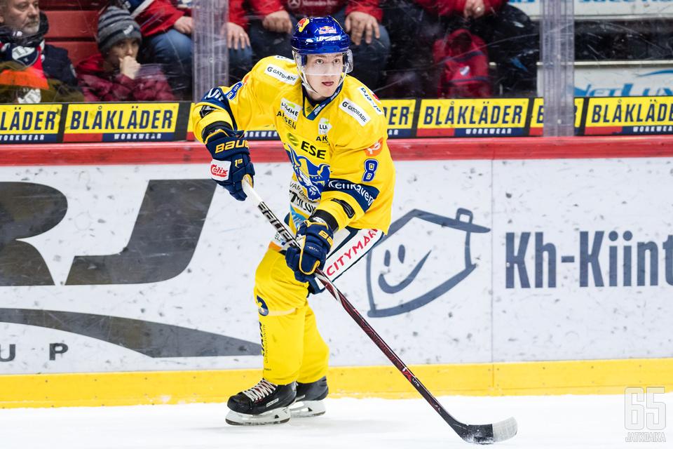 Kokkonen on Suomen kärkipuolustajia tulevissa kisoissa.