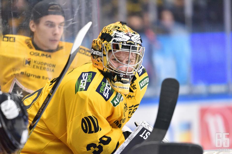 Denis Godlan KalPa-ura on jäämässä ainakin toistaiseksi kolmen kauden mittaiseksi.