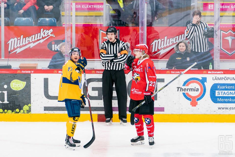 Ylitalo on toiminut Vaasan Sportin U20-joukkueessa aiemmin myös kapteenina.