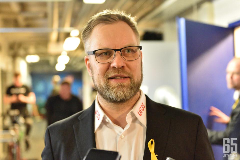 Mikko Mannerin johtama Kärpät on ollut kevään pudotuspeleissä voittamaton kotonaan.