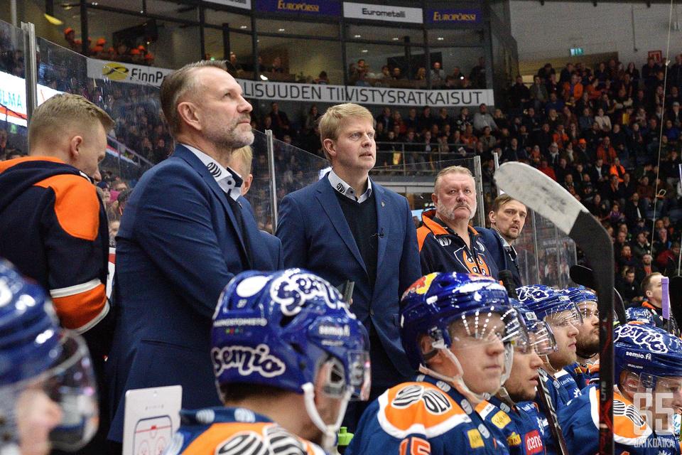 Jukka Rautakorvella riittää mietittävää ottelusarjan kääntämiseksi
