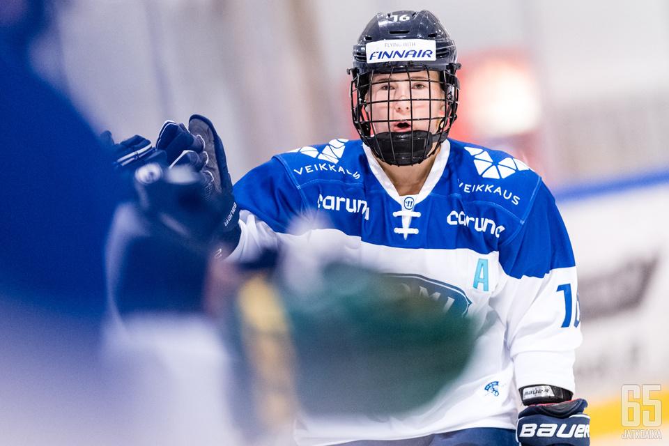 Petra Nieminen oli Suomen sisäisen pistepörssin ykkönen EHT-finaaliturnauksessa.