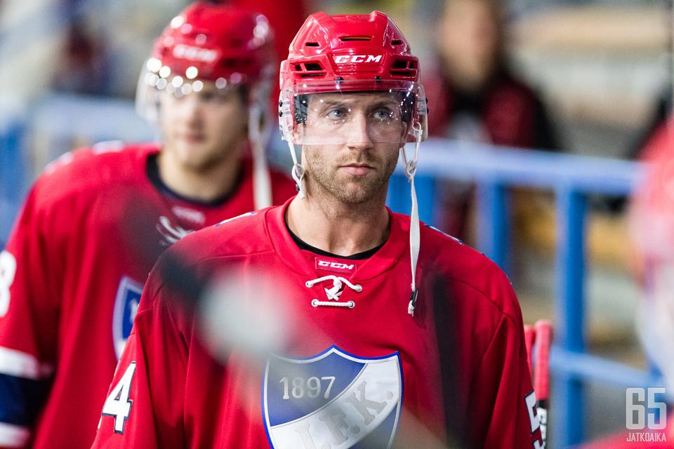HIFK voi lähteä uuteen kauteen luottavaisin mielin.