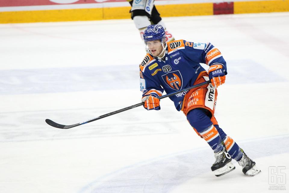 Niko Ojamäki on aloittanut kauden vahvasti