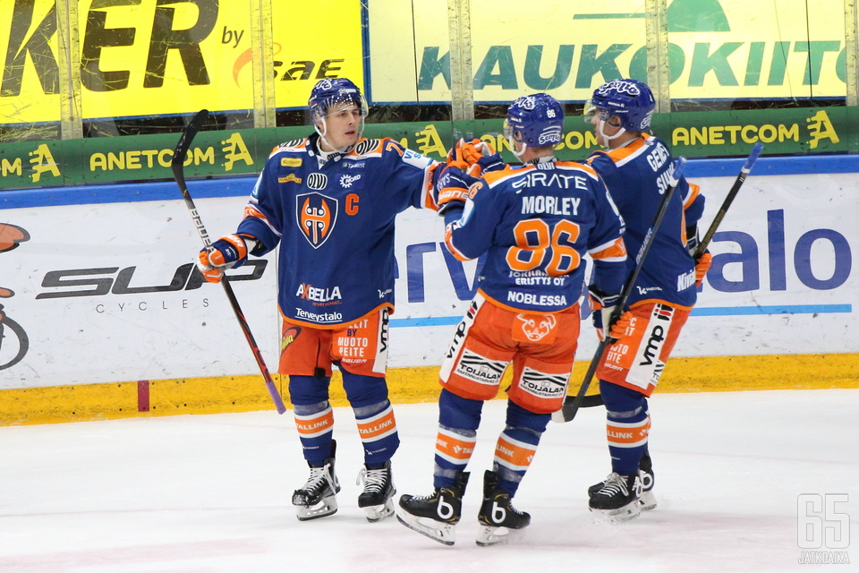 Tappara's start of the season has been spectacular.
