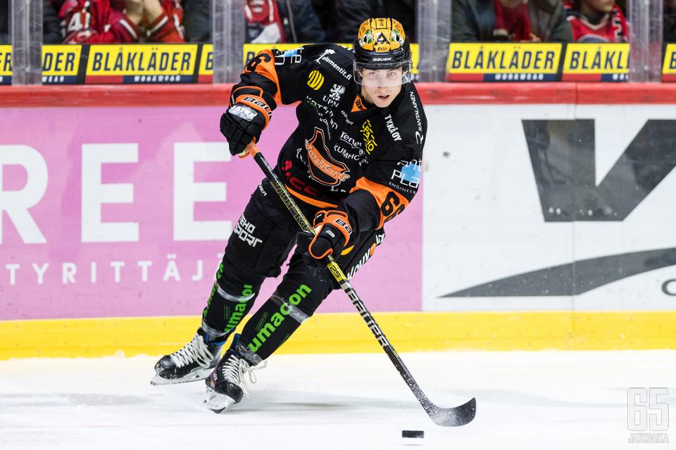 Kalle Valtola siirtyy KooKoosta uusiin haasteisiin.