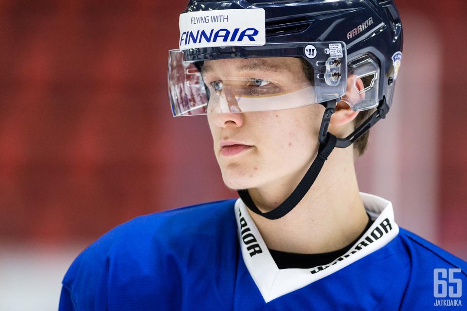 Patrik Puistolan nuorten MM-kisamatka on vaarassa.