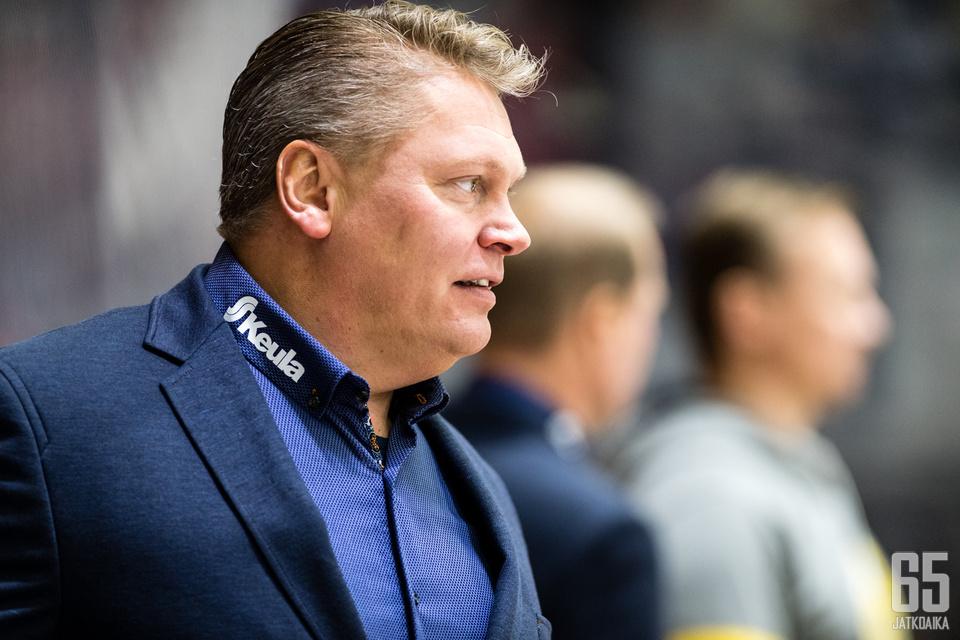 Pekka Virta jahtaa menestystä.