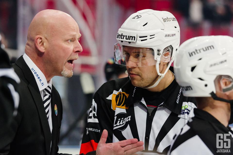 Marko Virtanen jatkaa valmentajauraansa länsirannikolla.