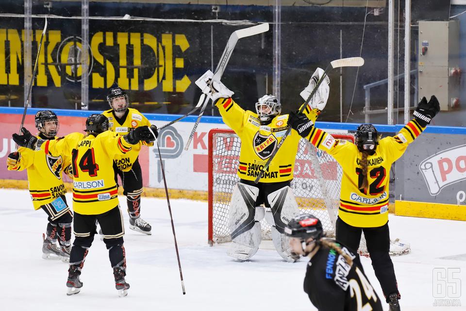KalPan seurahistorian ensimmäinen finaalipaikka varmistui keskiviikkona Oulussa.