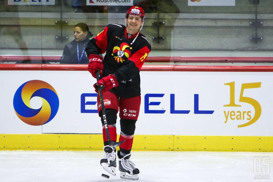 Jokerit pelasi hiljattain kaksi KHL-ottelua Tallinnassa. Mukaan tarttui yksi voitto sekä yksi tappio.
