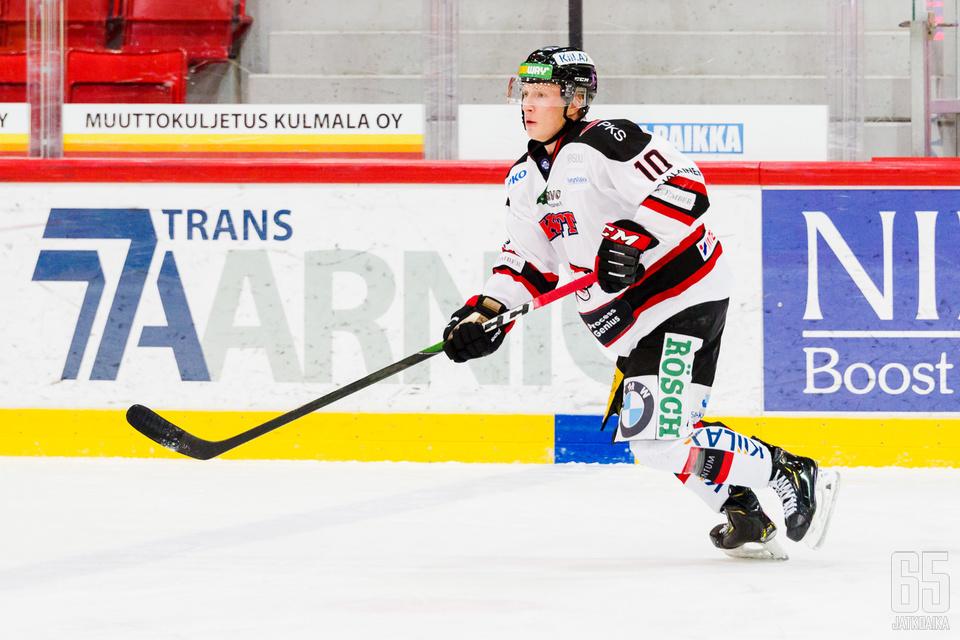 Vahvan kauden pelannut Varttinen suuntaa seuraavaksi Imatralle.