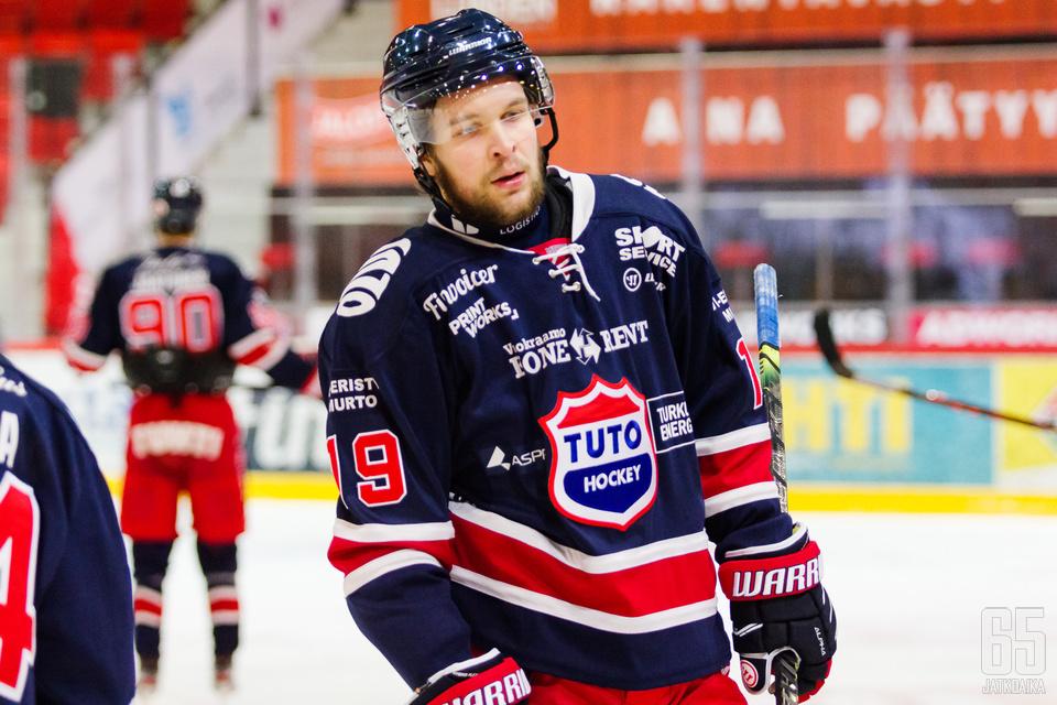 Embrich suuntaa seuraavaksi monen muun suomalaispelurin tavoin Slovakiaan.