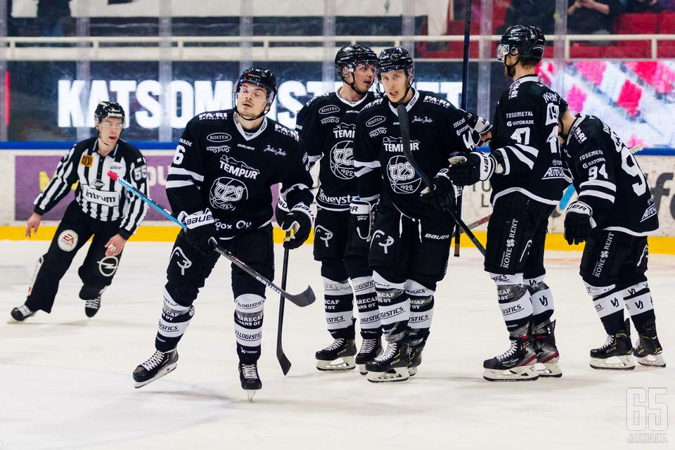 TPS vahvistuu ruotsalaispuolustajalla.