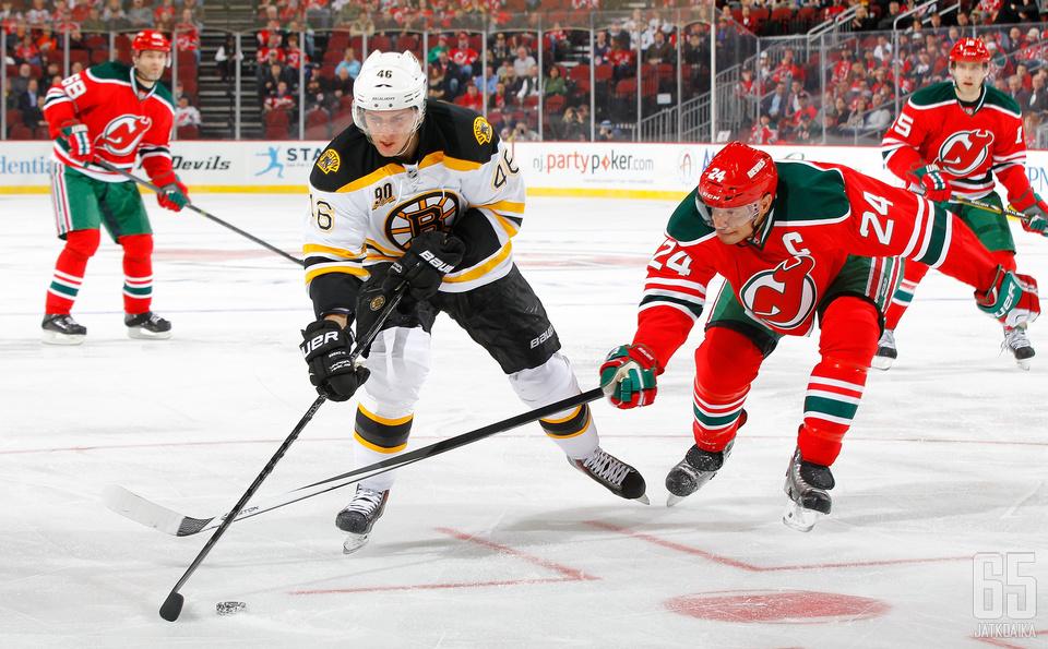 Krejci pysyy Bruinsissa pitkään.