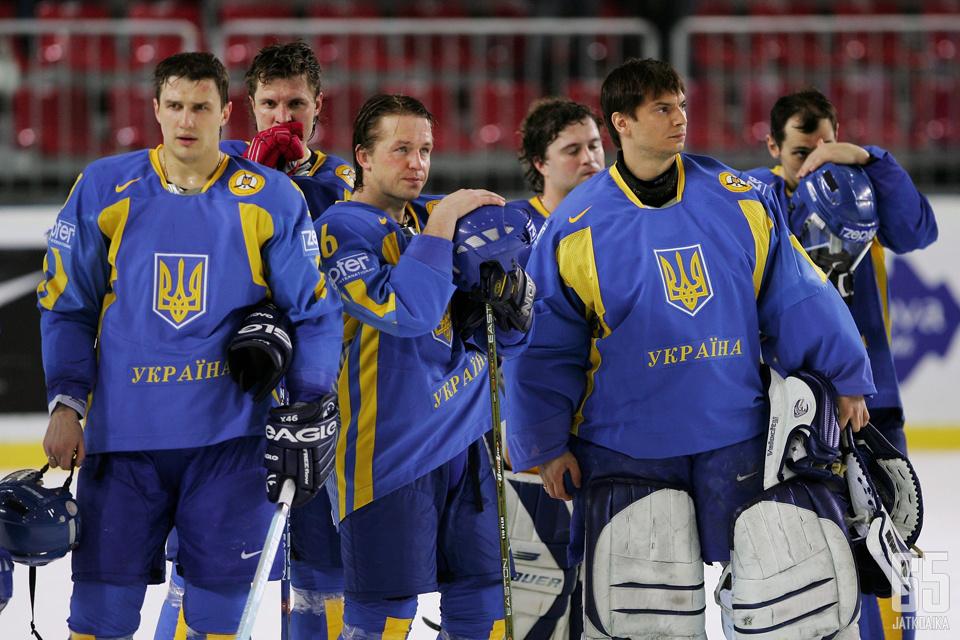 Ukraina ei pääse esiintymään MM-kisoissa kotijäällään ensi vuonna.