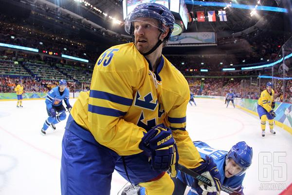 Niklas Kronwallille olympiaympyrät ovat tuttuja.