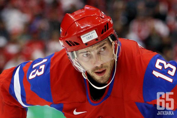 Venäjä lähtee jälleen nimekkäällä ryhmällä kotiturnaukseen