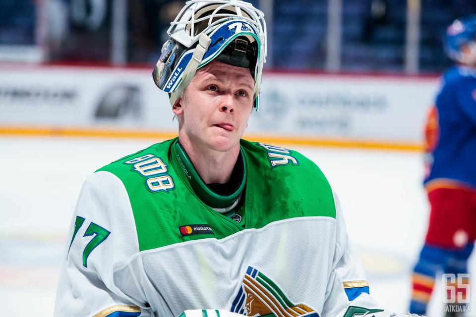 Juha Metsola muistelee aikaansa WHL:ssä pelkästään hyvällä.