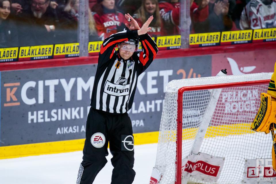 Seuraavat Liiga-ottelut pelataan ilman yleisöä.