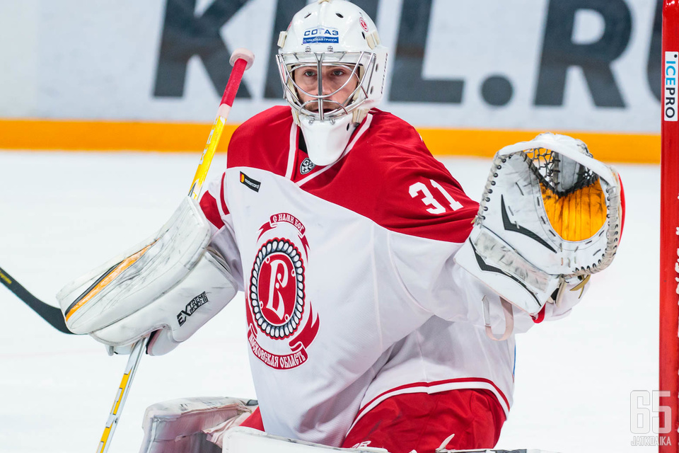 Ortion edellinen KHL-seura oli Vitjaz.