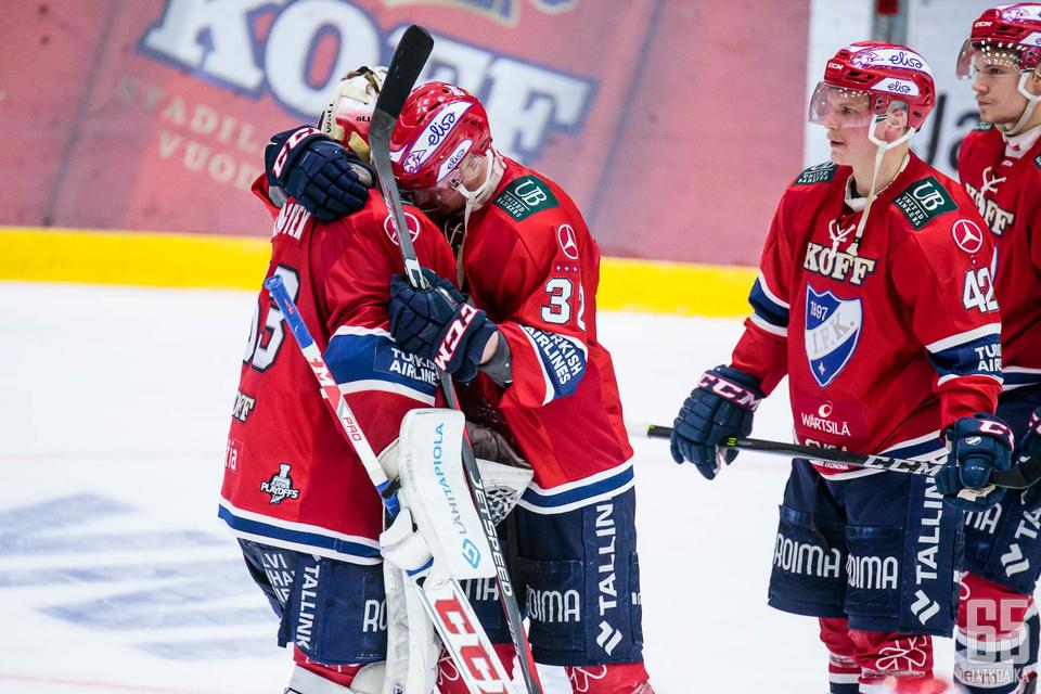 HIFK avaa kautensa tänä vuonna jo Pitsiturnauksessa.