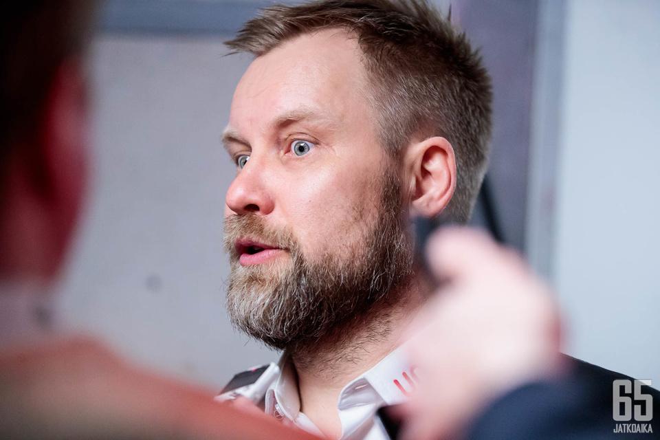 Mikko Manner jakoi vastustajalle kunniaa.
