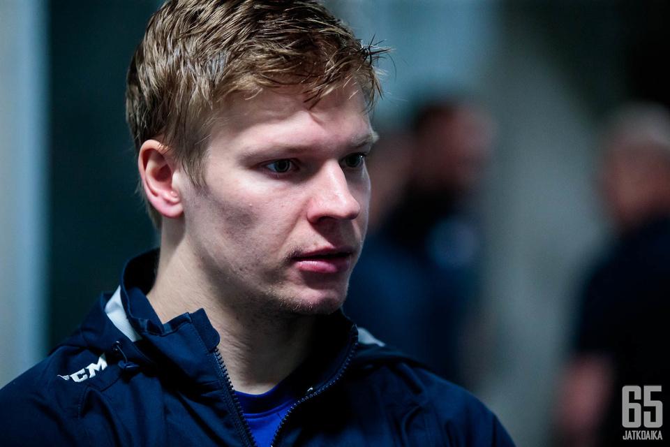 Miro Aaltonen siirtyi SKA:n verkkareihin.