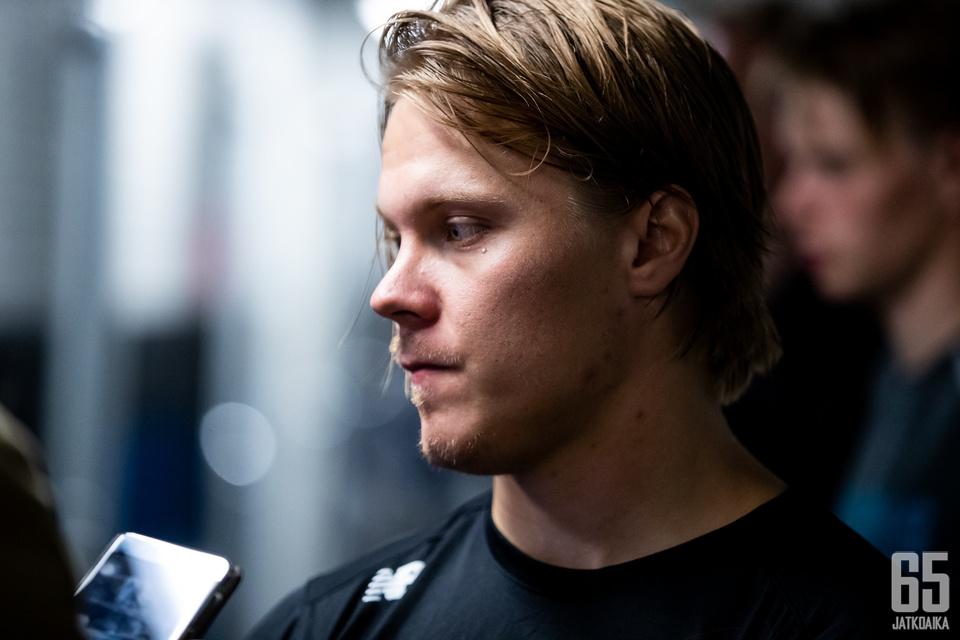 Mikael Granlund ei ole ollut omalla tasollaan.