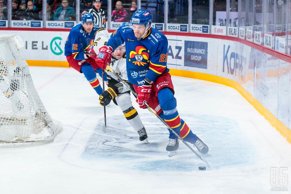 Niemi palaa KHL:stä takaisin kasvattajaseuraansa.