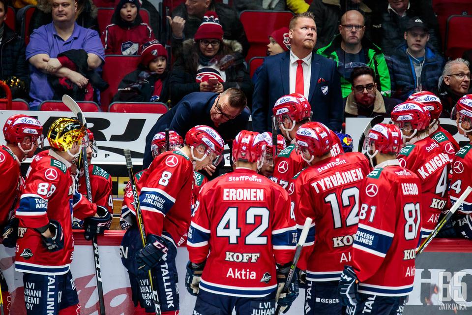 HIFK saa hyökkäykseensä täydennystä Pohjois-Amerikasta.