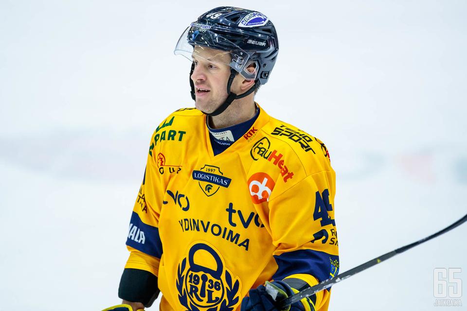 Ilkka Heikkinen on saanut parannettua pelituntumaansa.