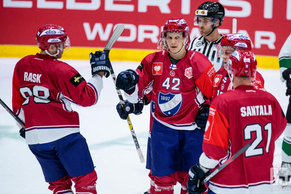 Eronen nousi HIFK:n sankariksi.