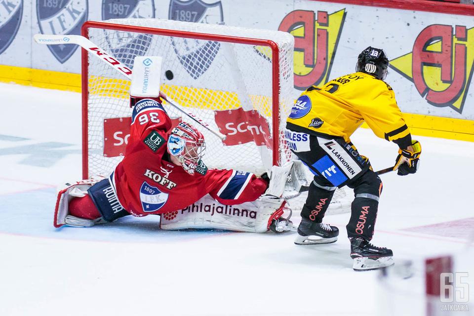 KalPa voitti HIFK:n kauden avauskohtaamisessa, tiistaina joukkue ottaa kauden toisen voittonsa punapaidoista.