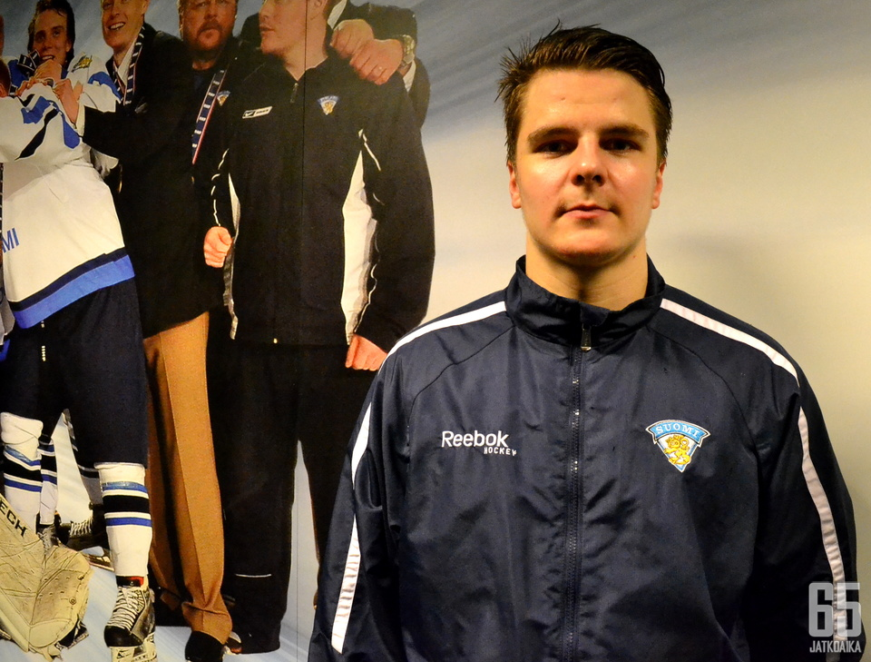 Henri Ikonen on vuoden 2014 nuorten maailmanmestari.