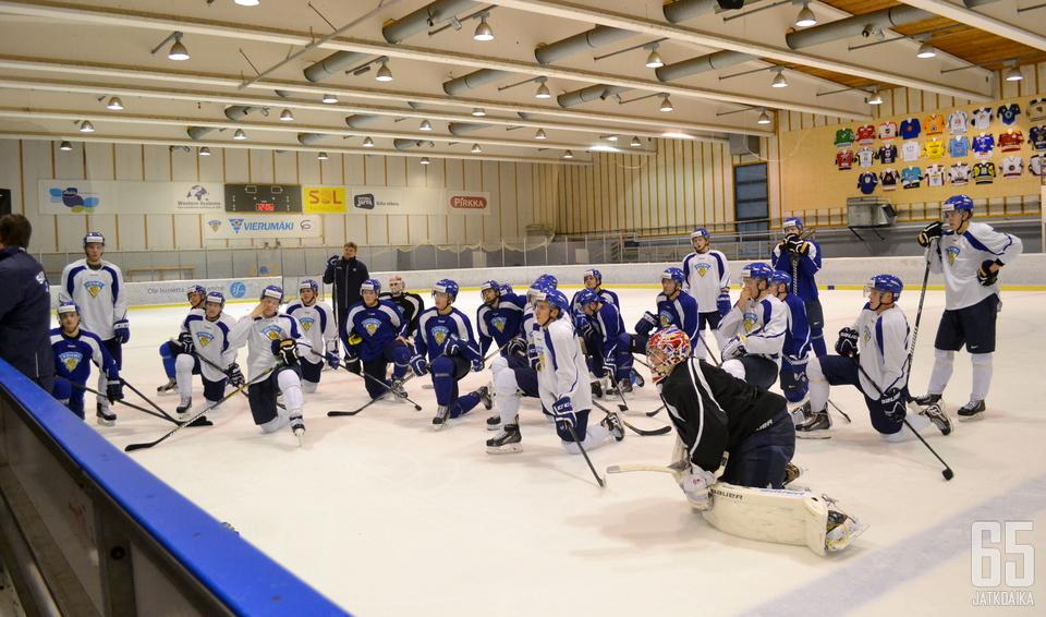 Suomen nuorten lopullinen MM-joukkue on maanantaina julkistettu.