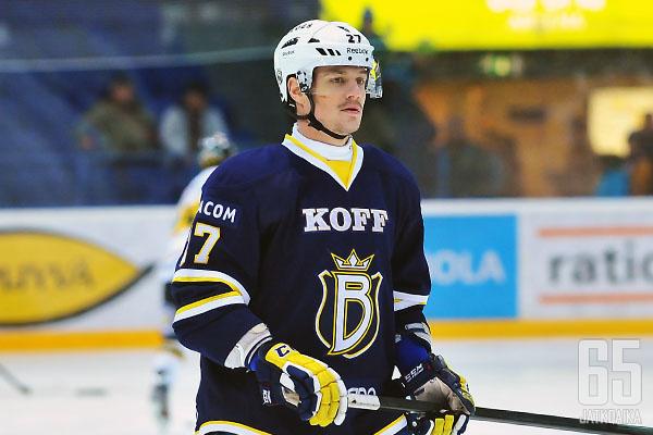 Draveckyn uusi joukkue on HC Ajoie.