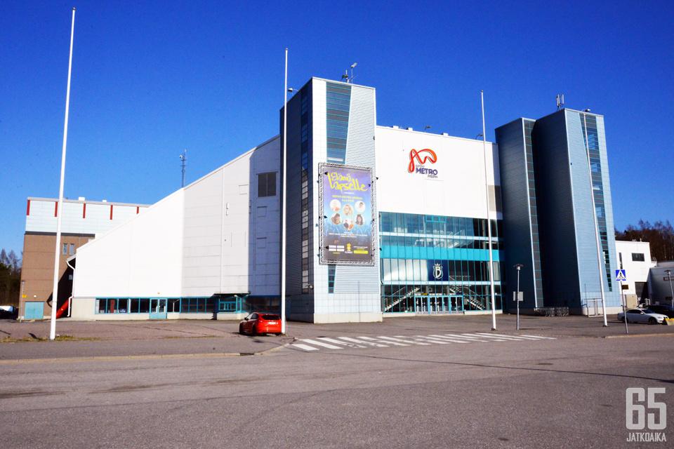 Naisten MM-kisat pelataan Espoon Metro Areenalla huhtikuussa.