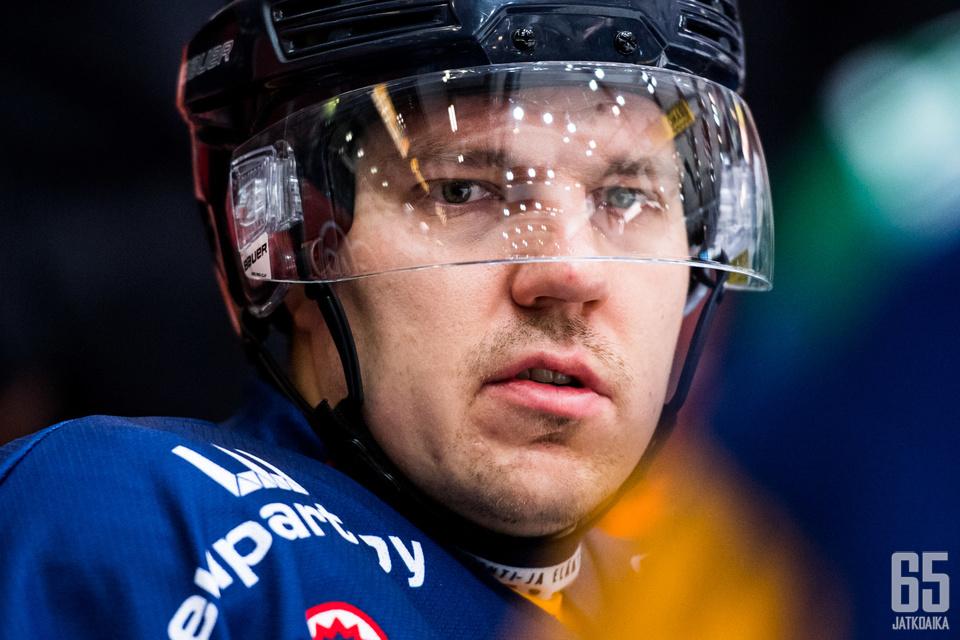 Teemu Ramstedt pitää kuluvan kauden ajan taukoa jääkiekosta.