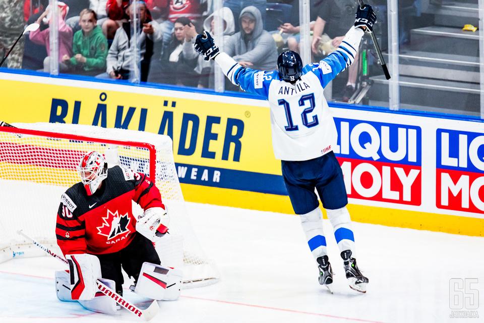 Marko Anttila on noussut tähdeksi.